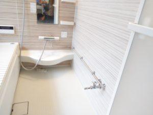 浴室給水分岐配管工事