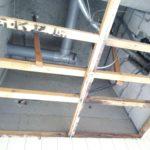 天井水漏れ工事 排水管水漏れ