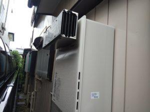 側方排気カバー