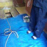 シロアリ防蟻工事