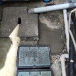 排水桝補修工事