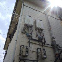 給湯器水漏れ修理
