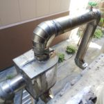 受水槽水漏れ工事