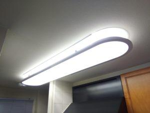 蛍光灯照明