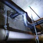 天井水漏れ工事 給水管水漏れ