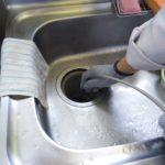 台所つまり修理・高圧洗浄