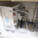 小型電気温水器水漏れ