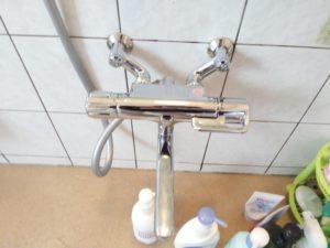 逆配管用シャワー水栓
