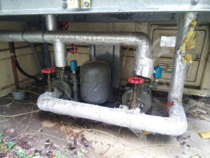 受水槽ポンプ