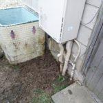給湯器下水漏れ修理