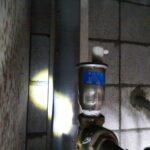 空気抜き弁水漏れ交換工事