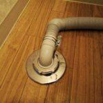 洗濯排水水漏れ修理