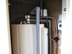 電気温水器設置後